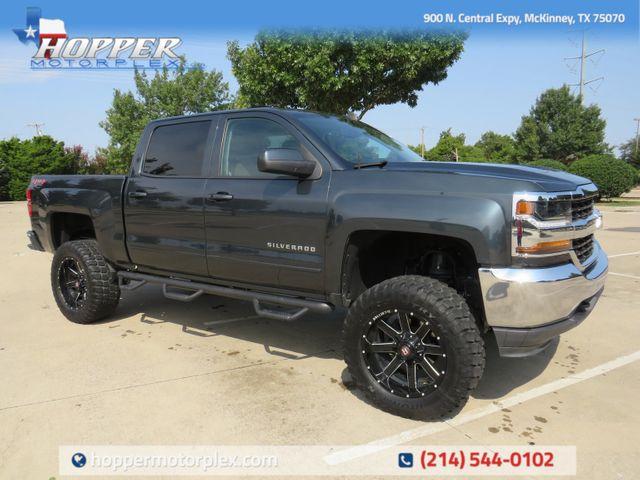2018 Chevrolet Silverado 1500 LT Custom Lift, Wheels and Tires