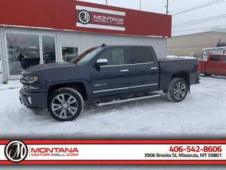 2018 Chevrolet Silverado 1500 LTZ in Missoula, MT 59801