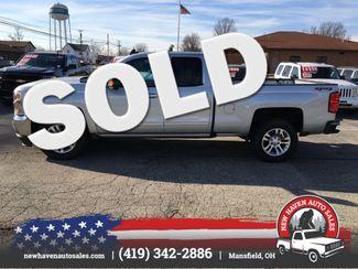 2018 Chevrolet Silverado 1500 LT in Mansfield, OH 44903
