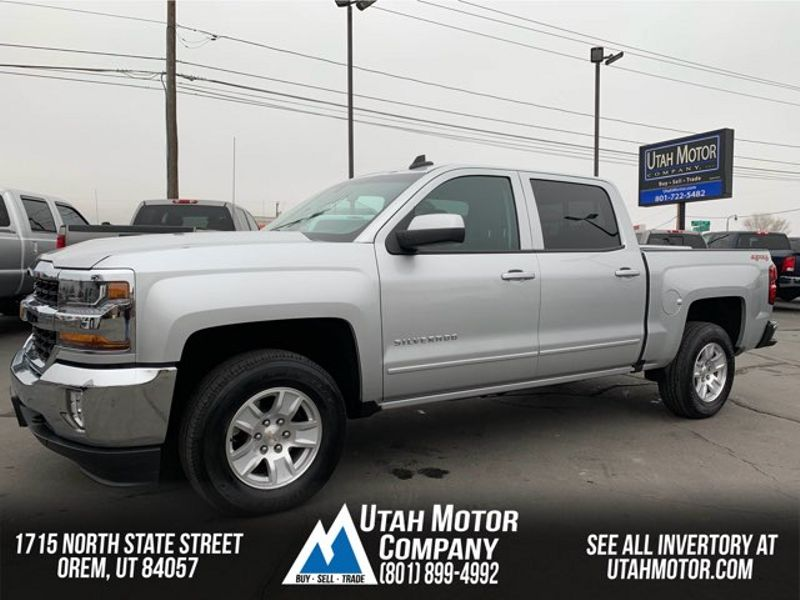 2018 Chevrolet Silverado 1500 LT | Orem, Utah | Utah Motor Company in Orem Utah