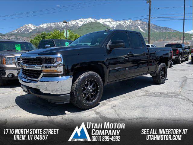 2018 Chevrolet Silverado 1500 LT | Orem, Utah | Utah Motor Company in  Utah
