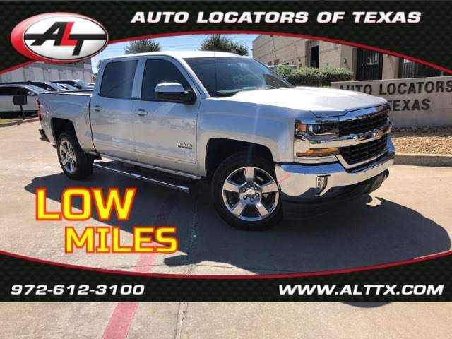 2018 Chevrolet Silverado 1500 LT TEXAS EDITION