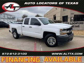 2018 Chevrolet Silverado 1500 Work Truck in Plano, TX 75093