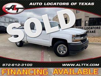 2018 Chevrolet Silverado 1500 Work Truck | Plano, TX | Consign My Vehicle in  TX