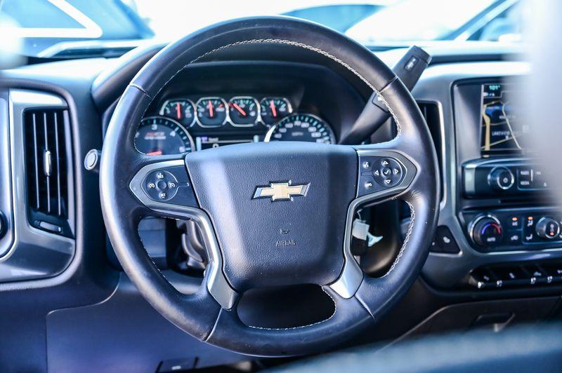 2018 Chevrolet Silverado 1500 5.3L ECOTEC V8 LT Z71, 4X4, HTD SEATS, TONNEAU CVR in Rowlett, Texas