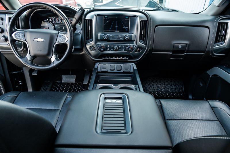 2018 Chevrolet Silverado 1500 5.3L V8 LTZ 4X4 Z71 LEATHER 1-OWNER CLEAN CFX in Rowlett, Texas