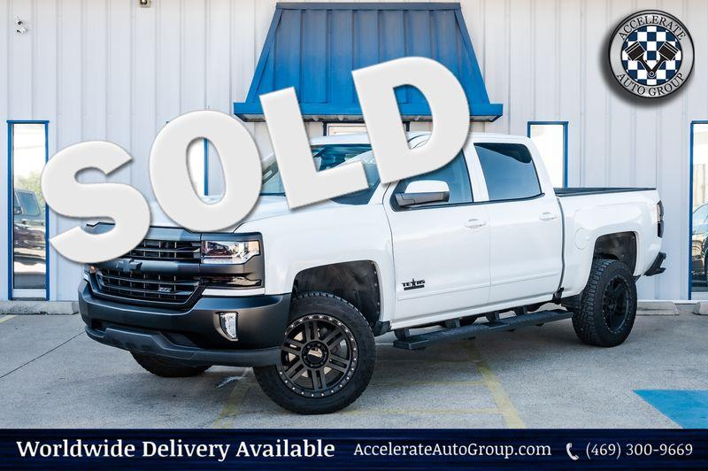 2018 Chevrolet Silverado 1500 5.3L V8/LT/TEXAS EDITION/1-OWNER VERY NICE!! in Rowlett Texas