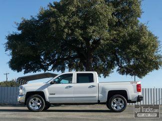 2018 Chevrolet Silverado 1500 Crew Cab LTZ 5.3L V8 4X4 in San Antonio, Texas 78217