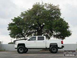 2018 Chevrolet Silverado 1500 Crew Cab Custom 5.3L Vi8 4X4 in San Antonio, Texas 78217