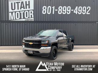 2018 Chevrolet Silverado 1500 LT in Spanish Fork, UT 84660