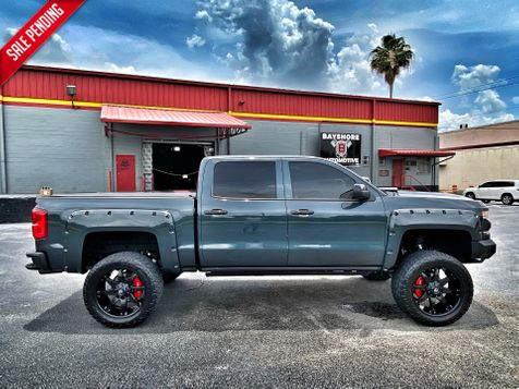 2018 Chevrolet Silverado 1500 SOUTHERN COMFORT LTZ LIFTED LEATHER SCA 4x4  in , Florida