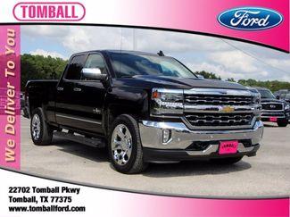 2018 Chevrolet Silverado 1500 LTZ in Tomball, TX 77375