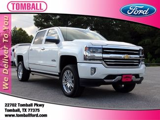2018 Chevrolet Silverado 1500 High Country in Tomball, TX 77375
