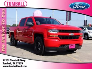 2018 Chevrolet Silverado 1500 Custom in Tomball, TX 77375