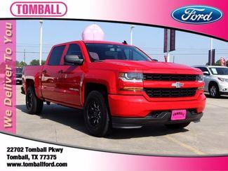 2018 Chevrolet Silverado 1500 Custom in Tomball, TX 77375