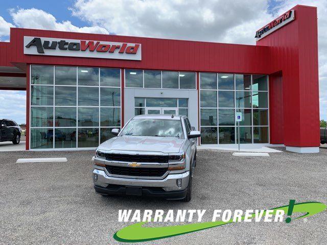 2018 Chevrolet Silverado 1500 LT in Uvalde, TX 78801