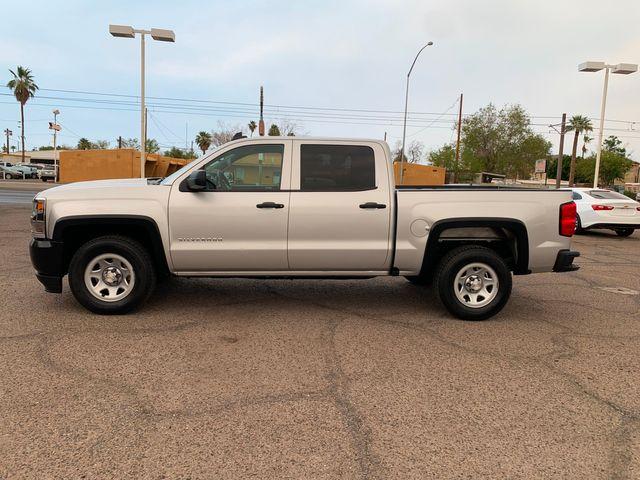 2018 Chevrolet Silverado 1500 W/T CREW CAB 5 YEAR/60,000 FACTORY POWERTRAIN WARRANTY Mesa, Arizona 1