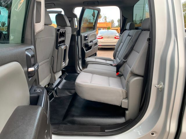 2018 Chevrolet Silverado 1500 W/T CREW CAB 5 YEAR/60,000 FACTORY POWERTRAIN WARRANTY Mesa, Arizona 10