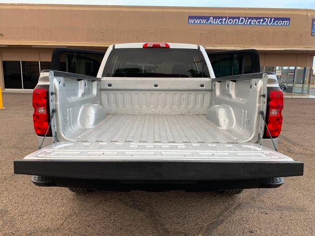 2018 Chevrolet Silverado 1500 W/T CREW CAB 5 YEAR/60,000 FACTORY POWERTRAIN WARRANTY Mesa, Arizona 11