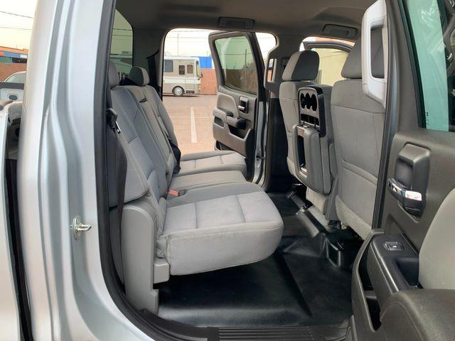 2018 Chevrolet Silverado 1500 W/T CREW CAB 5 YEAR/60,000 FACTORY POWERTRAIN WARRANTY Mesa, Arizona 12
