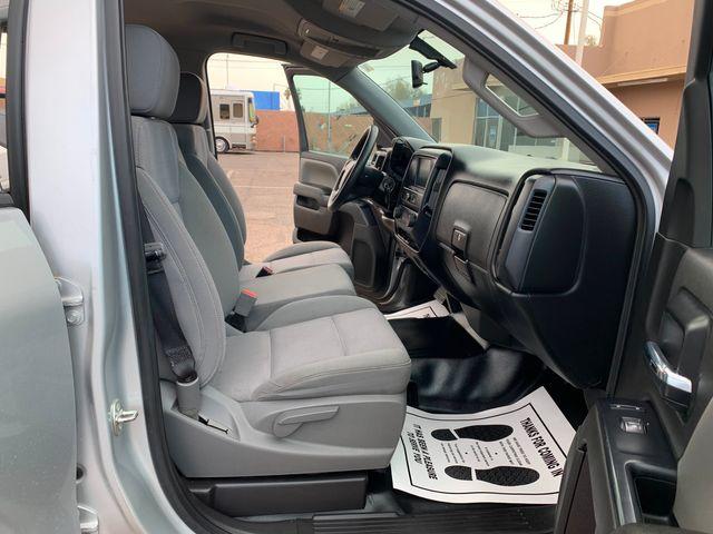 2018 Chevrolet Silverado 1500 W/T CREW CAB 5 YEAR/60,000 FACTORY POWERTRAIN WARRANTY Mesa, Arizona 13