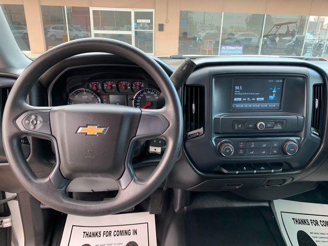 2018 Chevrolet Silverado 1500 W/T CREW CAB 5 YEAR/60,000 FACTORY POWERTRAIN WARRANTY Mesa, Arizona 14