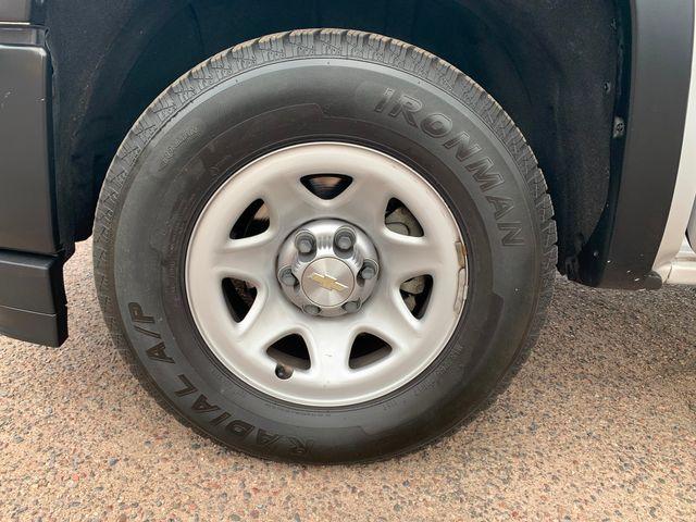 2018 Chevrolet Silverado 1500 W/T CREW CAB 5 YEAR/60,000 FACTORY POWERTRAIN WARRANTY Mesa, Arizona 18