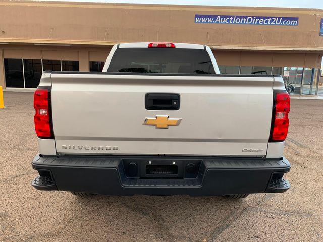 2018 Chevrolet Silverado 1500 W/T CREW CAB 5 YEAR/60,000 FACTORY POWERTRAIN WARRANTY Mesa, Arizona 3