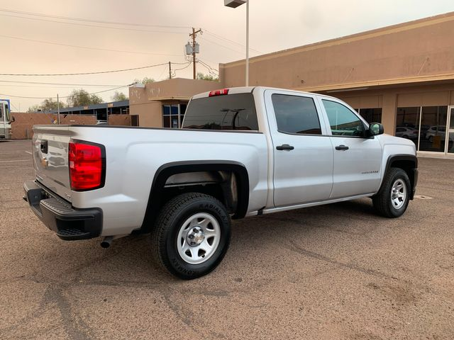 2018 Chevrolet Silverado 1500 W/T CREW CAB 5 YEAR/60,000 FACTORY POWERTRAIN WARRANTY Mesa, Arizona 4