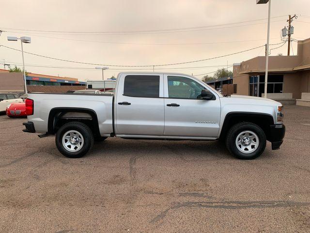2018 Chevrolet Silverado 1500 W/T CREW CAB 5 YEAR/60,000 FACTORY POWERTRAIN WARRANTY Mesa, Arizona 5