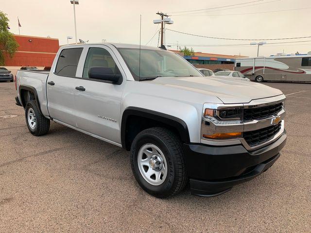 2018 Chevrolet Silverado 1500 W/T CREW CAB 5 YEAR/60,000 FACTORY POWERTRAIN WARRANTY Mesa, Arizona 6