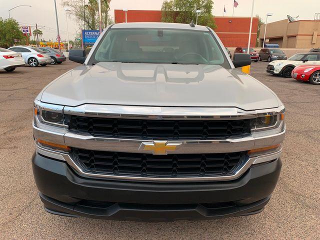 2018 Chevrolet Silverado 1500 W/T CREW CAB 5 YEAR/60,000 FACTORY POWERTRAIN WARRANTY Mesa, Arizona 7