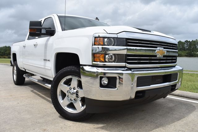 2018 Chevrolet Silverado 2500 LT in Walker, LA 70785