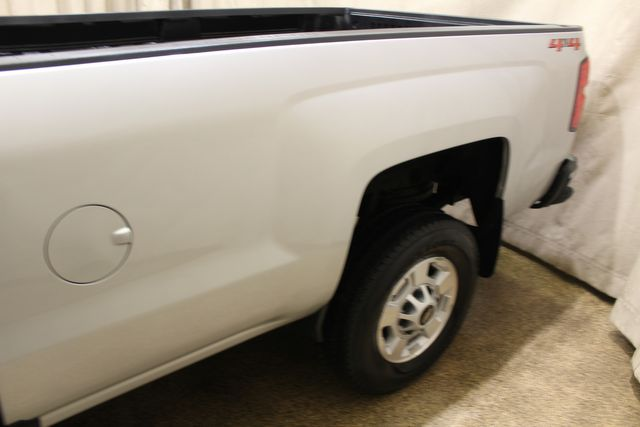 2018 Chevrolet Silverado 2500HD 4x4 Long Bed diesel LT in Roscoe, IL 61073
