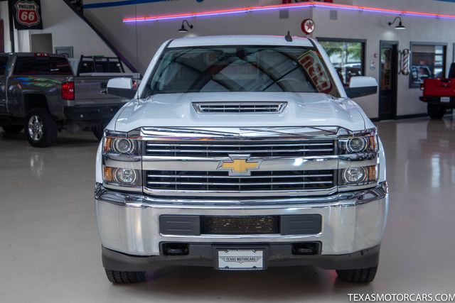 2018 Chevrolet Silverado 2500HD LT 4x4 in Addison, Texas 75001