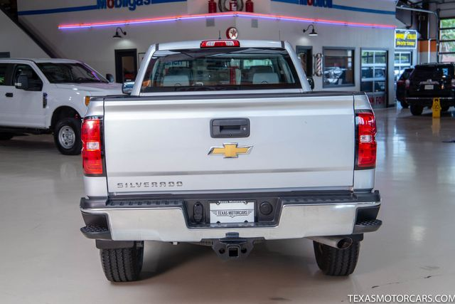 2018 Chevrolet Silverado 2500HD Work Truck 4x4 in Addison, Texas 75001