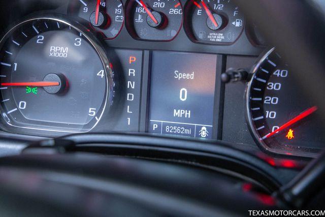 2018 Chevrolet Silverado 2500HD 4x4 in Addison, Texas 75001