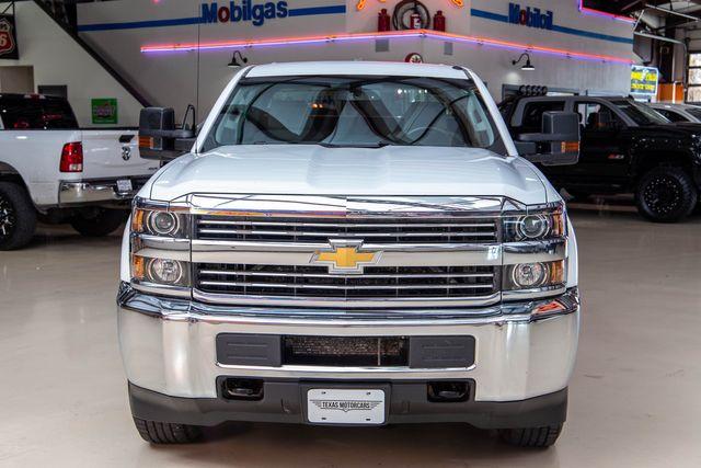 2018 Chevrolet Silverado 2500HD Work Truck SRW 4x4 in Addison, Texas 75001