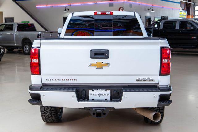 2018 Chevrolet Silverado 2500HD High Country SRW 4x4 in Addison, Texas 75001