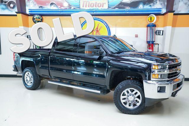2018 Chevrolet Silverado 2500HD LT SRW 4x4 in Plano, TX 75075