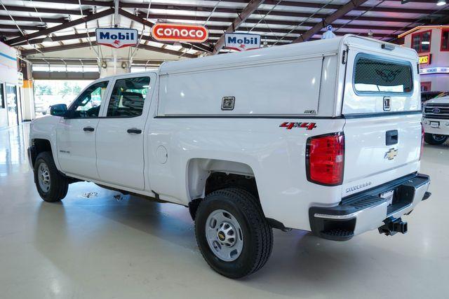 2018 Chevrolet Silverado 2500HD Work Truck in Addison, Texas 75001