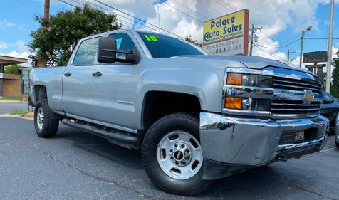 2018 Chevrolet Silverado 2500HD Work Truck in Charlotte, NC