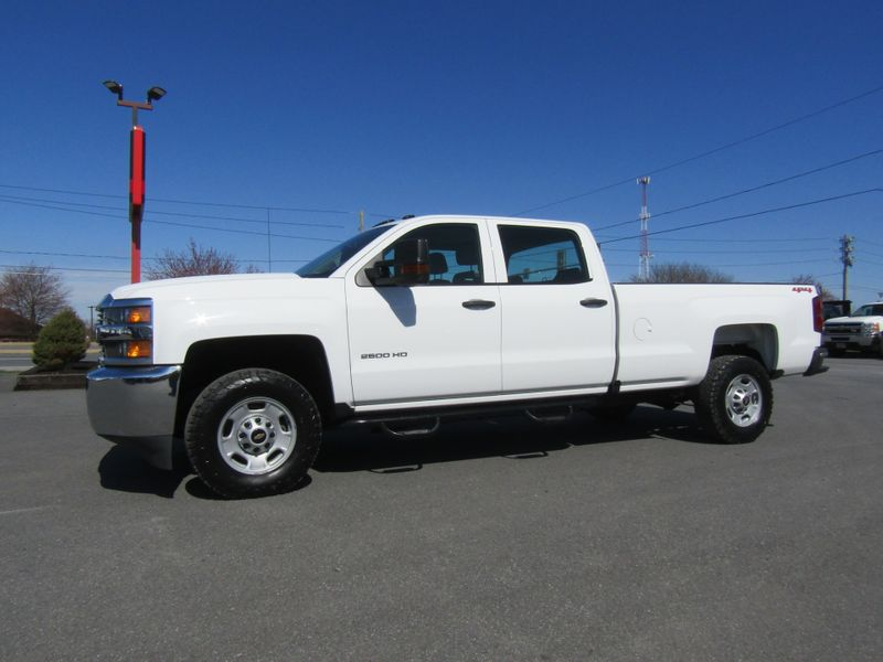 2018 Chevrolet Silverado 2500HD Crew Cab Long Bed 4x4 in Ephrata PA