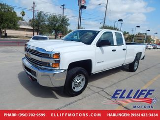 2018 Chevrolet Silverado 2500HD Ext Cab in Harlingen, TX 78550