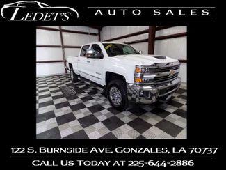 2018 Chevrolet Silverado 2500HD 4WD LTZ - Ledet's Auto Sales Gonzales_state_zip in Gonzales