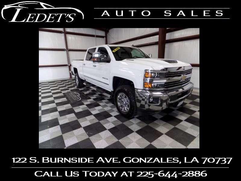 2018 Chevrolet Silverado 2500HD 4WD LTZ - Ledet's Auto Sales Gonzales_state_zip in Gonzales Louisiana