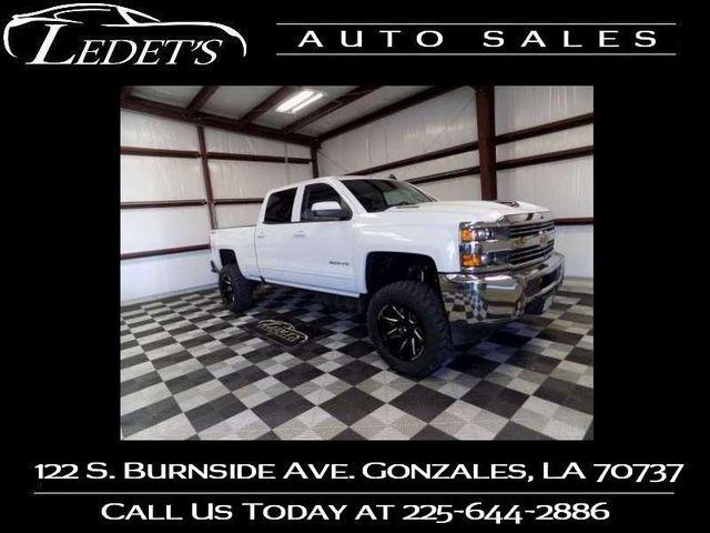 2018 Chevrolet Silverado 2500HD LT - Ledet's Auto Sales Gonzales_state_zip in Gonzales