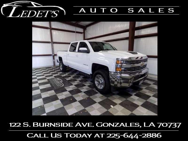 2018 Chevrolet Silverado 2500HD LT - Ledet's Auto Sales Gonzales_state_zip in Gonzales Louisiana