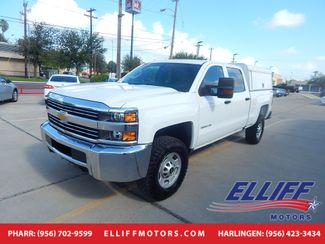 2018 Chevrolet Silverado 2500HD Work Truck in Harlingen, TX 78550