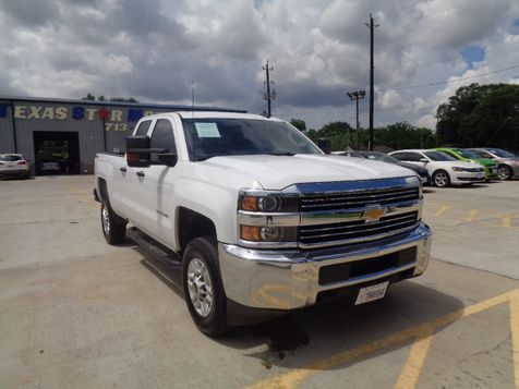 2018 Chevrolet Silverado 2500HD Work Truck in Houston